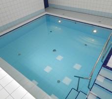 Sirný bazén