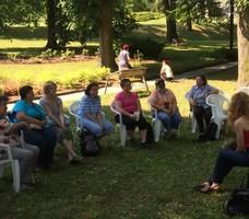 Lázeňský den zdraví se skupinou Hradišťan