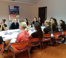 Miss aerobik 2014 v Lázních Slatinice