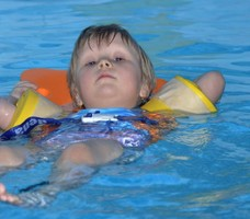 Plavání dětí Mateřské školky Luběnice