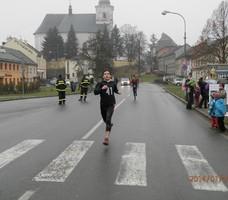 35. ročník Zimního běhu přes Kosíř