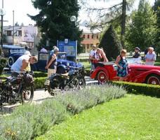 Z lázní do lázní 2012, 8.ročník rallye historických vozidel